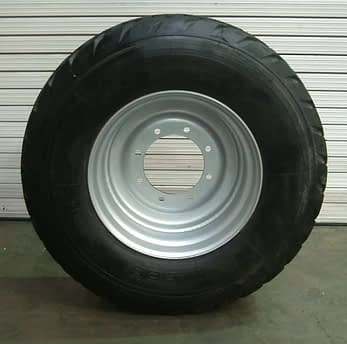 Image of super single wheel