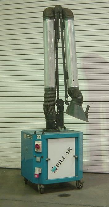 Filcar Mobile Extractor Unit