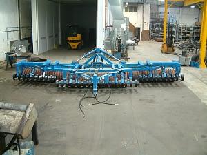 Edlington Retro-fit Levelling System