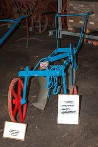 Edlington two furrow plough